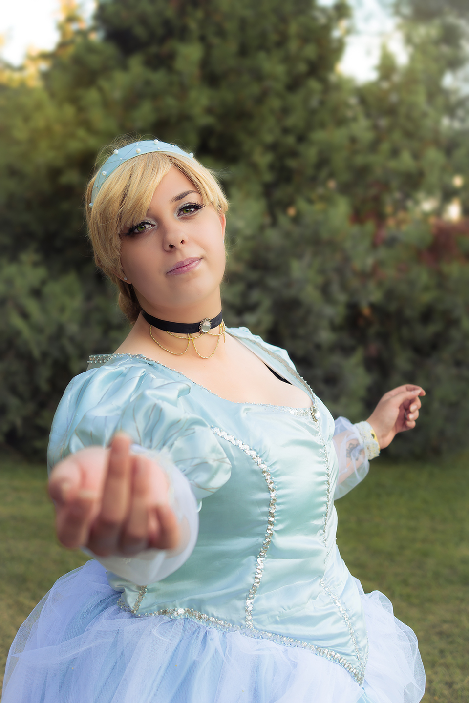 Cosplay, Disney, Princess,  CInderella