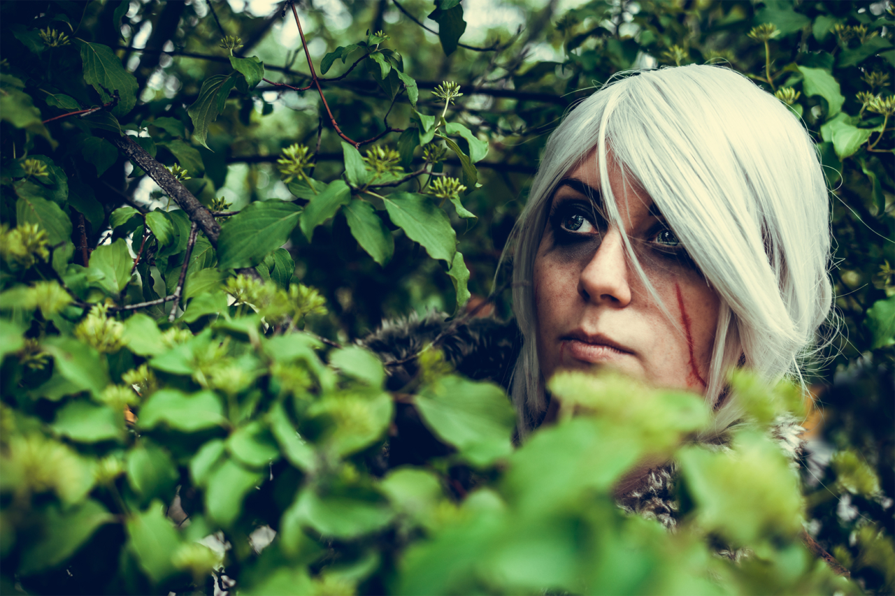 Cosplay, Witcher, Ciri