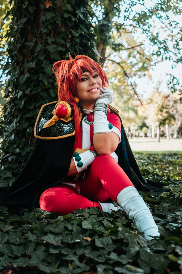 Slayers, Cosplay, Lina