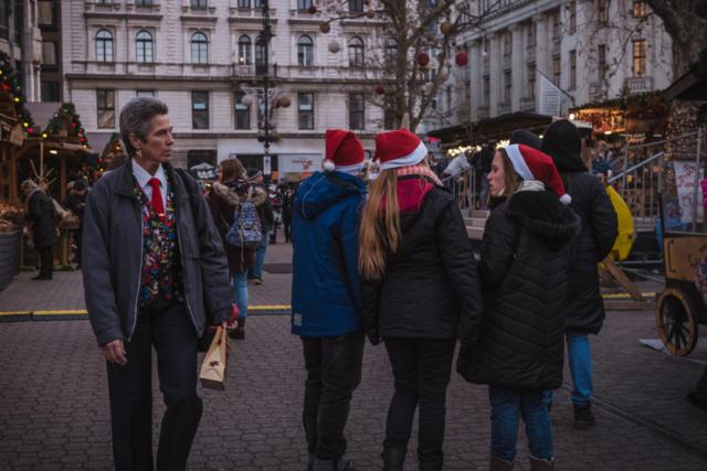 Budapest, Karácsony, Christmas